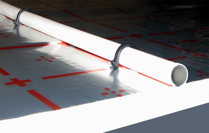 теплоизоляция для теплого пола водяного