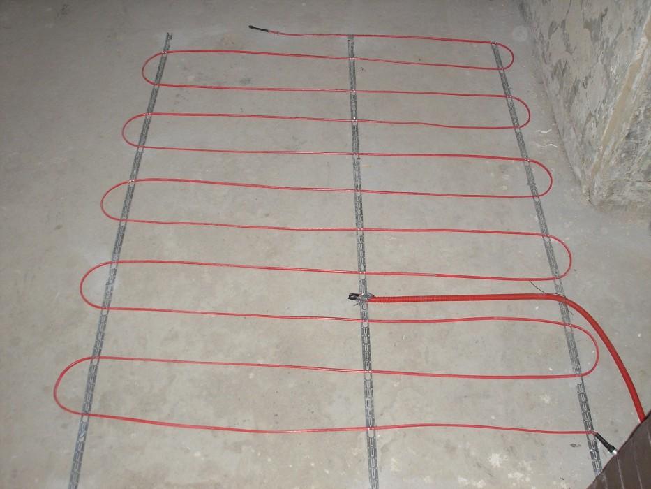 теплый пол пленочный или кабельный