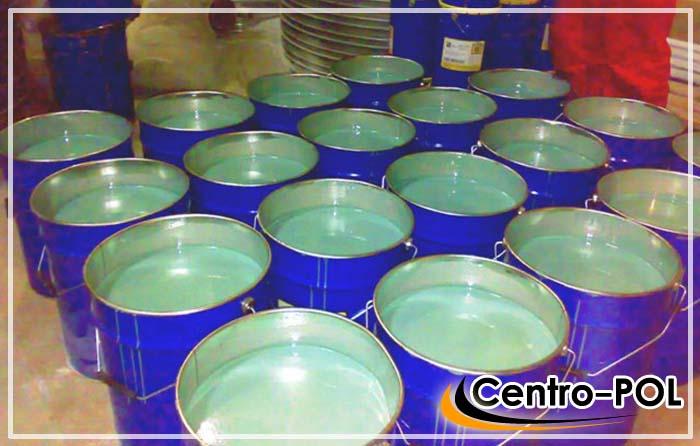 Подготовка полимерного состава