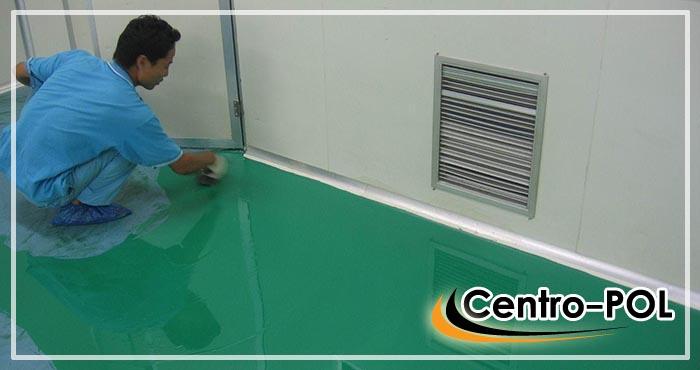 Цементно-акриловое покрытие