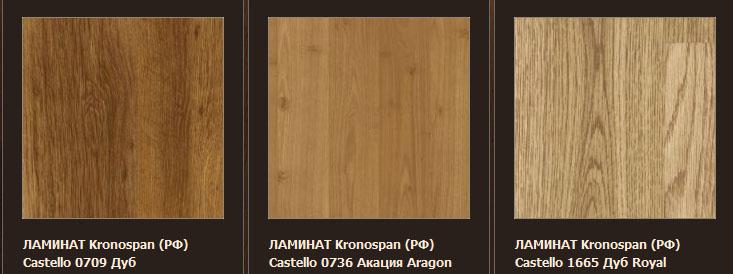 популярные текстуры ламината kronospan