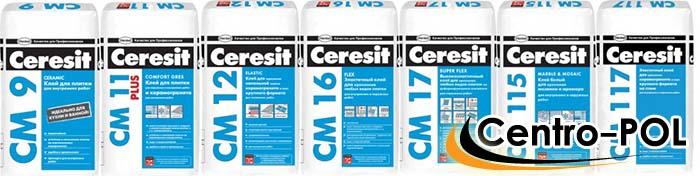 клей для плитки ceresit см 11