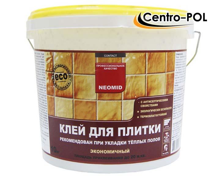 Полимерный клей в готовом состоянии и герметичной упаковке