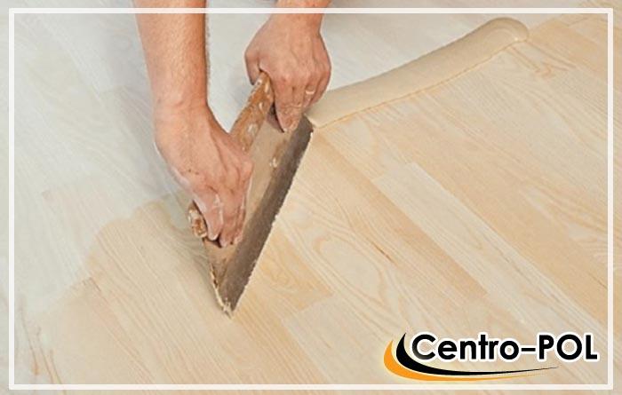 как укрепить деревянный пол чтобы не прогибался