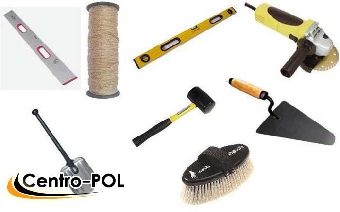 Инструменты для создания формы тротуарных плиток