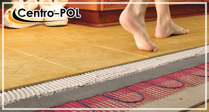 какой клей для плитки на теплый пол