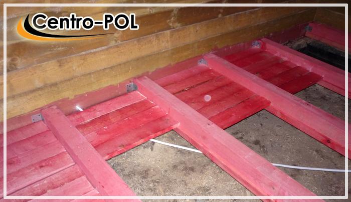 пароизоляция пола в деревянном доме видео