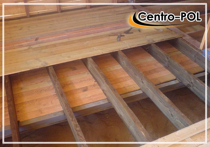 строительство пола в деревянном доме своими руками