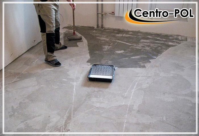 грунтовка для бетонного пола