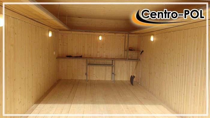 чем покрыть бетонные полы в гараже