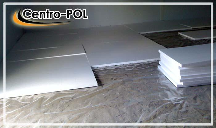 как сделать бетонный пол по грунту