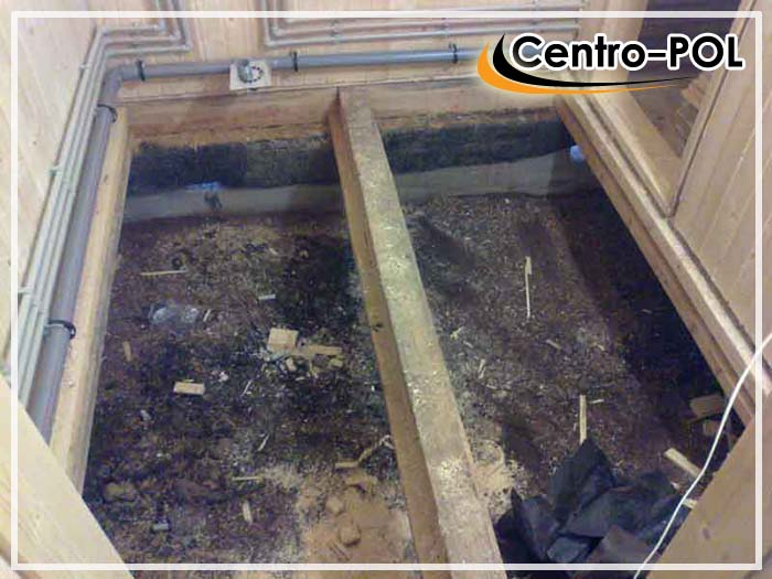 гидроизоляция деревянного пола в ванной комнате
