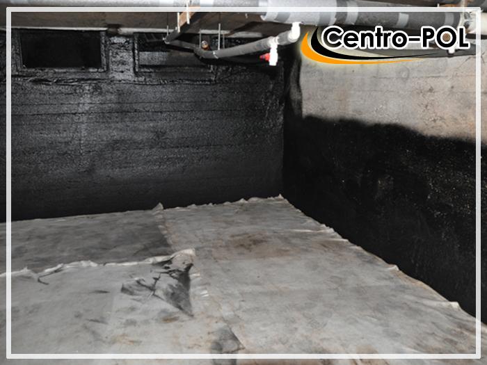 гидроизоляция пола в подвале частного дома
