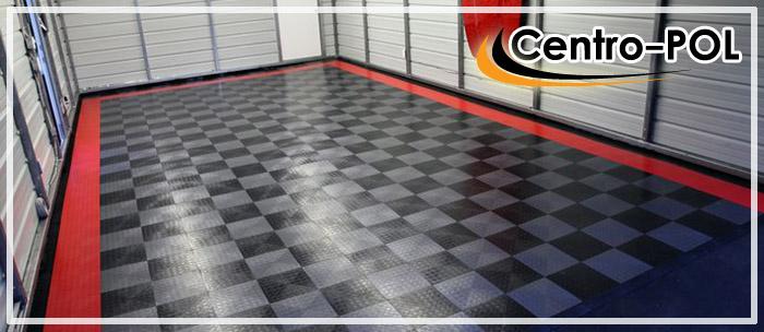 керамогранит для гаража на пол