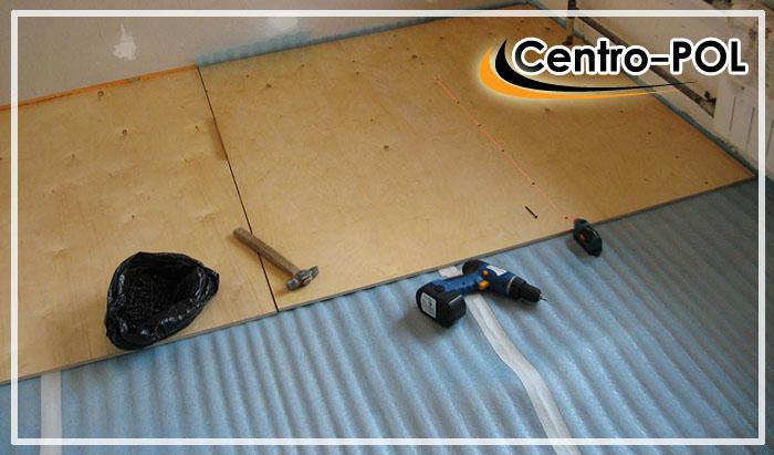 подложка под линолеум на бетонный пол цена