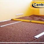 теплый пол на бетонном основании