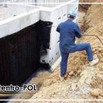 горизонтальная гидроизоляция фундамента материалы