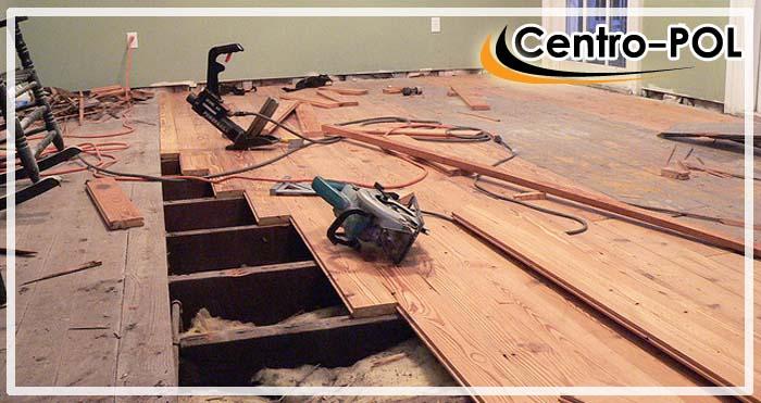 как сделать ремонт штандарт лаг деревянного пола