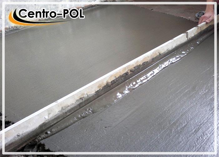 как высушить бетонный пол