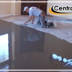 полиуретан цементные полы