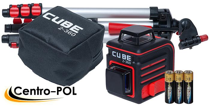 Профессиональный уровень ADA Cube 2 360