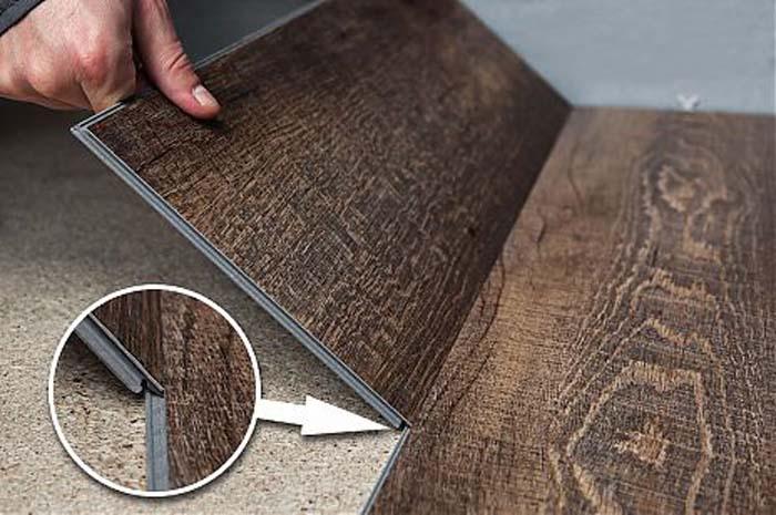 кварц виниловые напольные покрытия