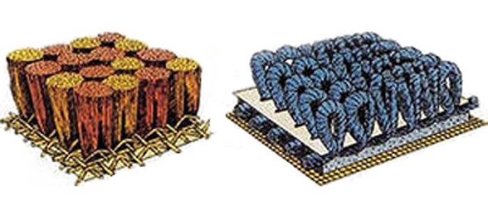 прорезиненный ковролин цена