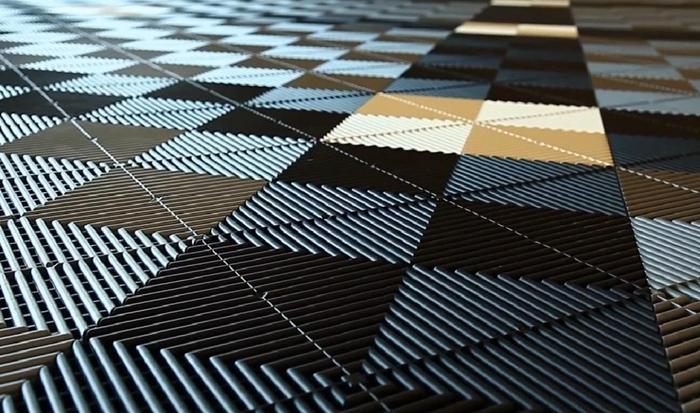резиновое напольное покрытие