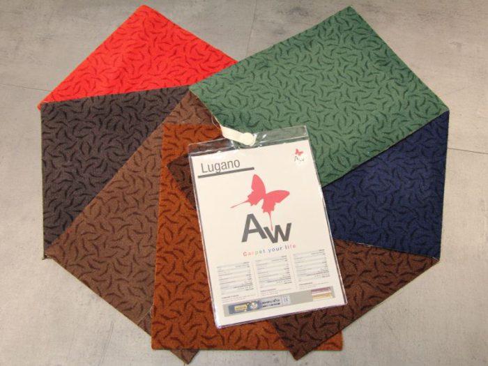 Бельгийская компания производитель ковролина Associated Weavers