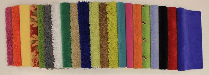 палитра цветов детского ковролина