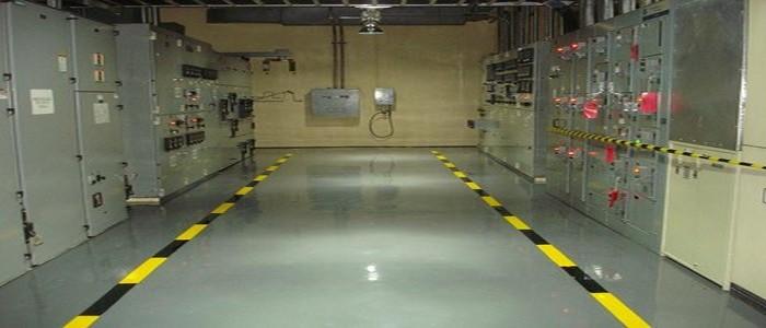промышленные наливные полы технология