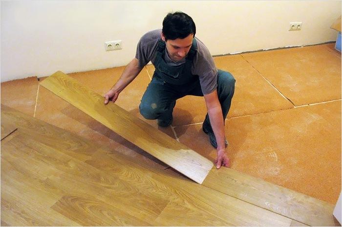 Как сделать стяжку пола в квартире Пошаговая инструкция