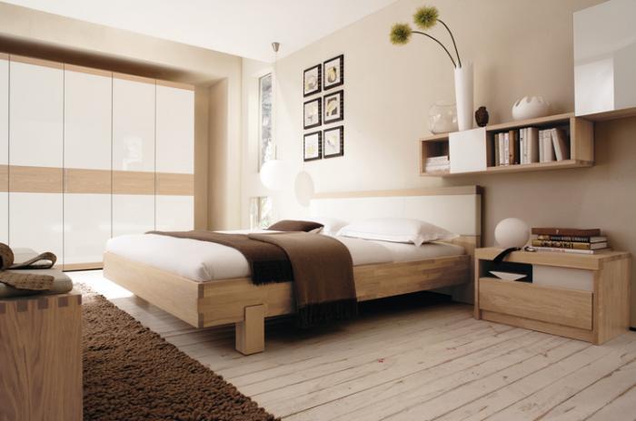 какой пол лучше в спальне