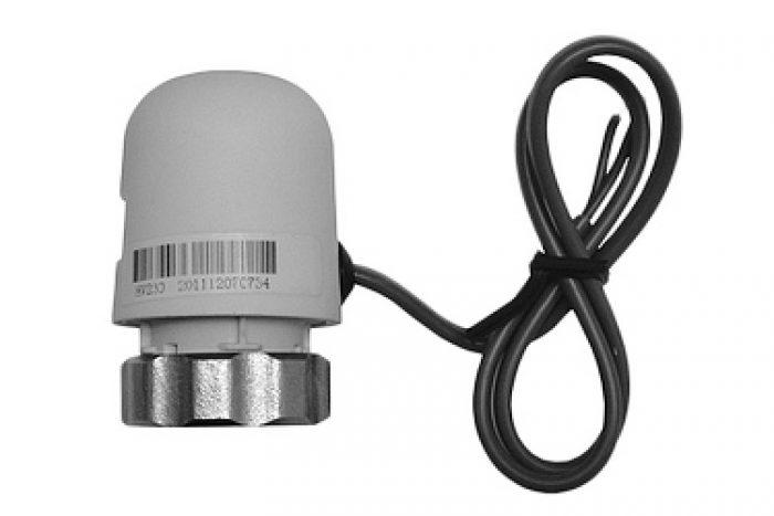 схема терморегулятора водяного теплого пола