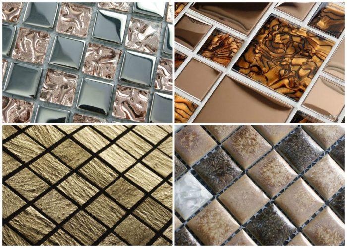 виды мозаики