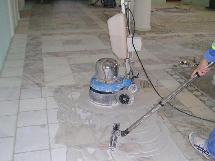 технология полировки