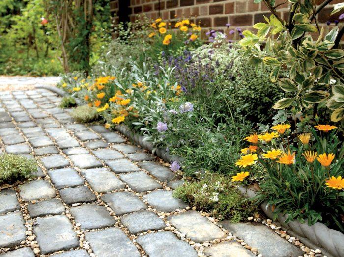садовые и пешеходные дорожки