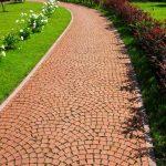 Итальянский дизайн тротуарной плитки