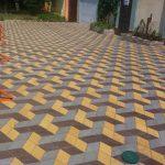 3D уличная плитка