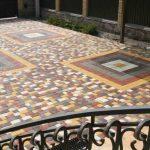 Дизайн плитки квадрат