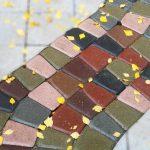 Раскладка плитки мозаика
