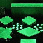 флуоресцентная плитка