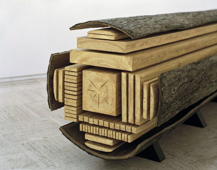 селекция древесины