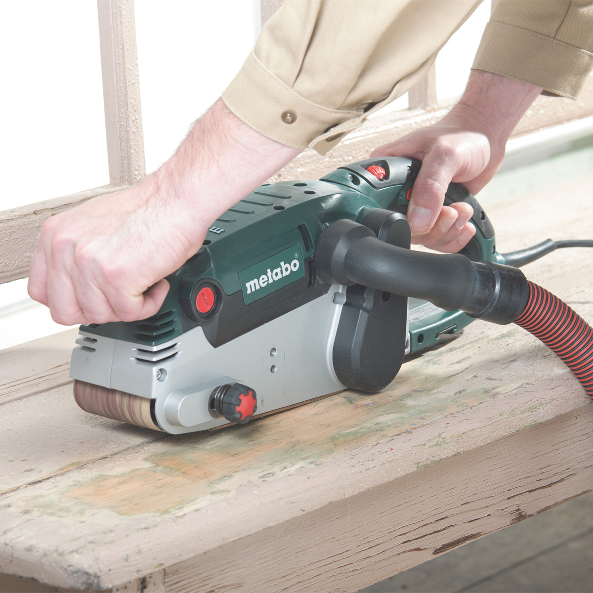 аппарат для шлифовки дерева