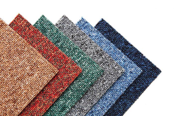 разновидности ковровой плитки