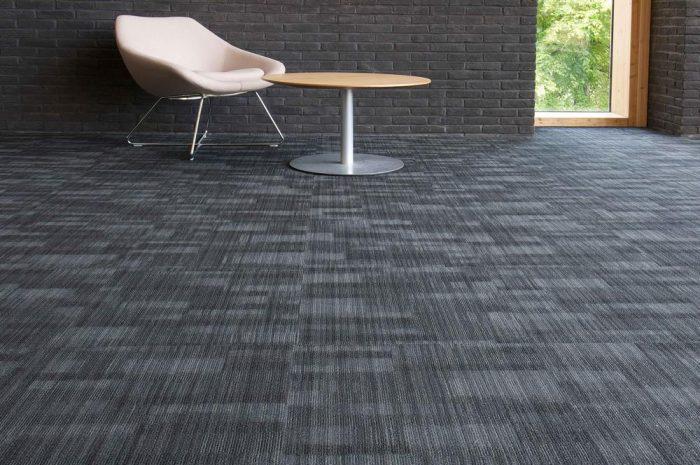 ковровая плитка на битумной основе