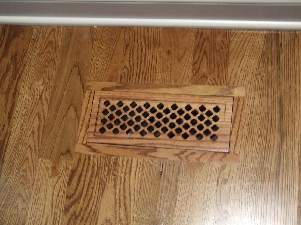 Устройство вентиляции деревянного пола в частном доме и квартире    Вентиляция в полу в сталинских домах