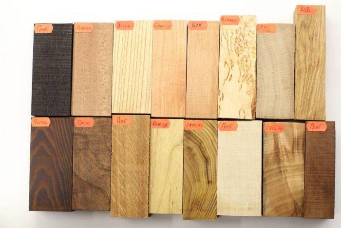 древесина для паркета