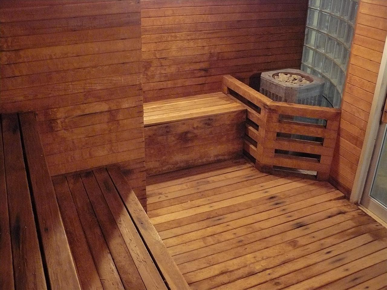 Деревянный пол в бане своими руками