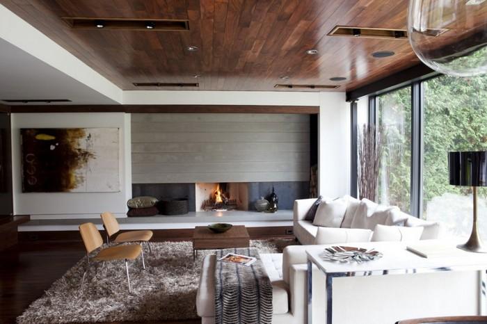 потолок модерн